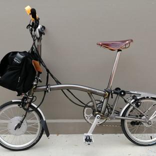 BKK E-Bike ติดตั้งมอเตอร์ไฟฟ้า