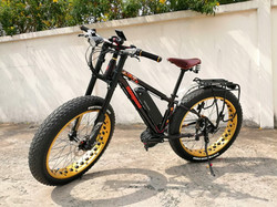 จักรยาน Fatbike Mid Drive 1000w HD_19082