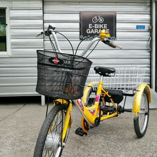 จักรยาน 3 ล้อไฟฟ้า