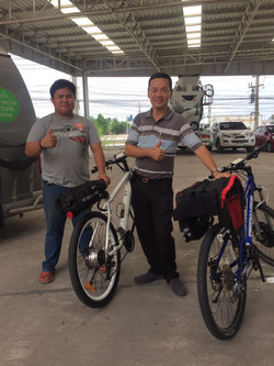 บริการติดตั้งจักรยานไฟฟ้าและจัดส่ง