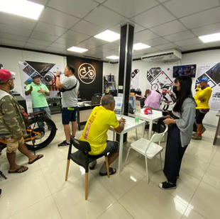 Bangkok E-Bike Main Showroom