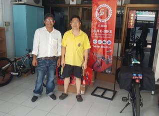 Bangkok E-Bike สาขาฝั่งธน เปิดให้บริการแล้ว ศูนย์รับบริการติดตั้งจักรยานไฟฟ้า และ Battery Li-ion เพื