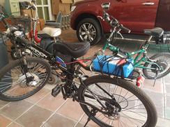 ราคา แบตเตอรี่แห้ง รถจักรยานไฟฟ้า