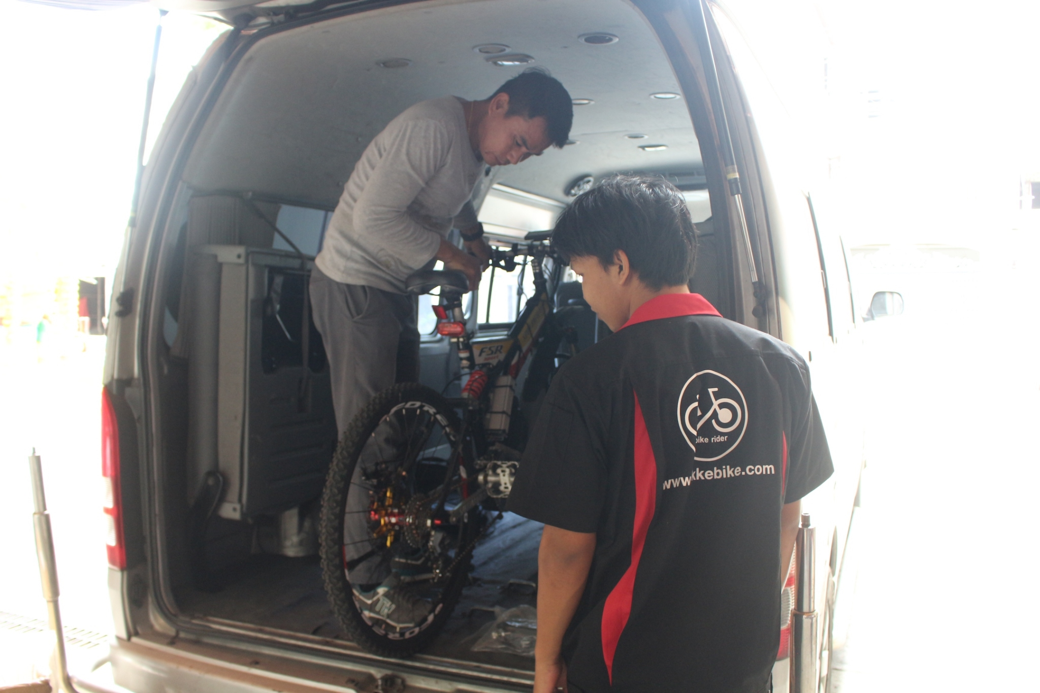 Bangkok E-bike มีบริการติดตั้ง