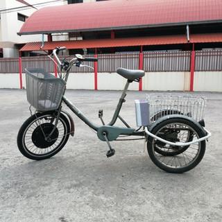 จักรยานไฟฟ้าสำหรับผู้สูงอายุ