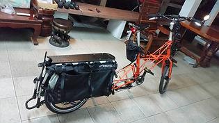 รถจัักรยานไฟฟ้าต่อพ่วง