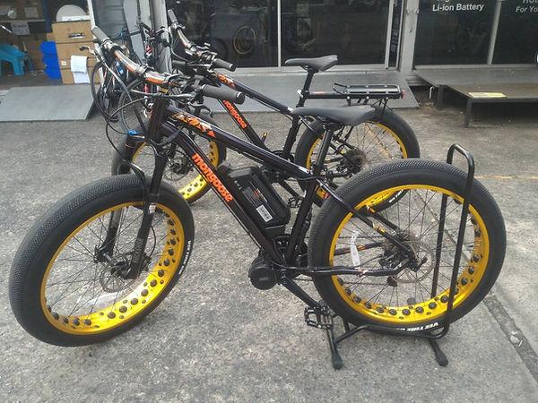 มอเตอร์สำหรับจักรยานไฟฟ้า