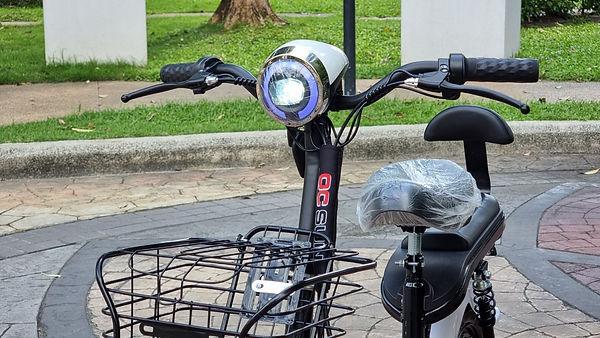 ไฟหน้าจักรยานไฟฟ้า