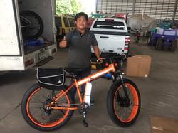 Bangkok E-bike ชุด Hub-Motror 2WD