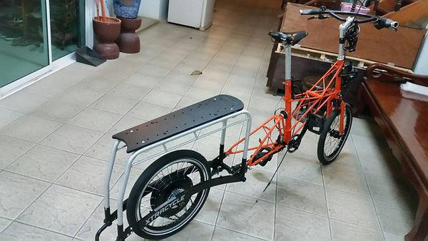 ติดตั้งจักรยานไฟฟ้าเอง