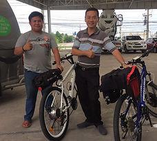 ประเทศไทย อีไบค์ทำที่ไหน ต้องที่ Bangkok E-bike