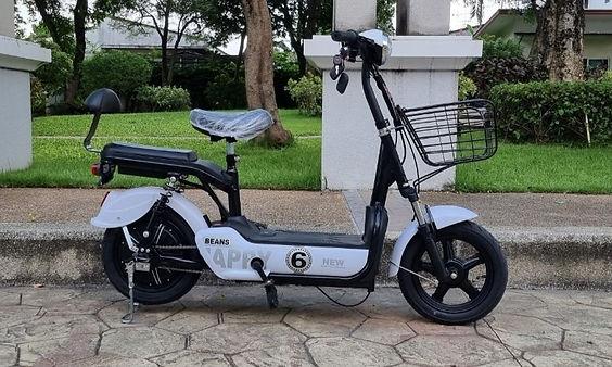 ibike โดย Bangkok E-Bike จักรยานไฟฟ้า