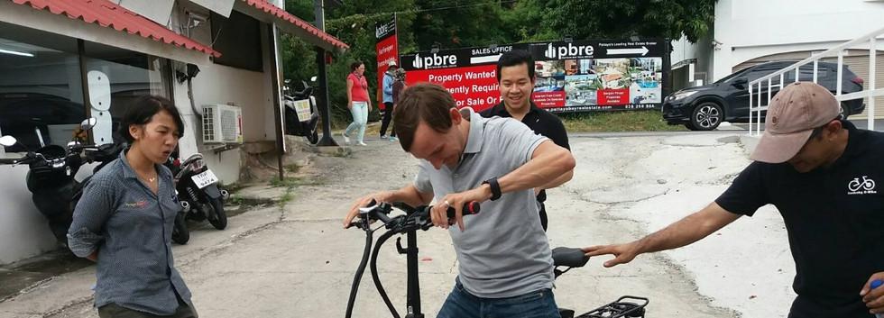 Bangkok E-Bike electric bike source