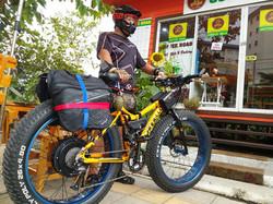 จักรยานไฟฟ้าแรง 1500W