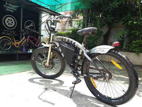 จักรยานล้อโตไฟฟ้า