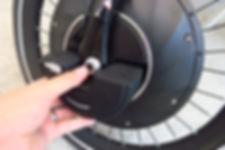 ชุดไฟฟ้าจักรยานชาร์ตได้