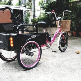 เลือกกระบะใส่รถจักรยานไฟฟ้าได้