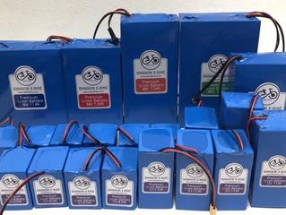 บริการรับผลิต Battery Li-ion คุณภาพสูง ตามสั่ง สำหรับงาน Project งานวิศวะ งานประดิษฐ์ และงานส่งอาจาร
