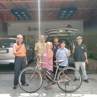 ร้านจักรยานไฟฟ้า ที่นักปั่นไว้ใจ