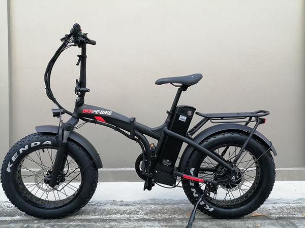 """รถจักรยานพับไฟฟ้า 20"""""""