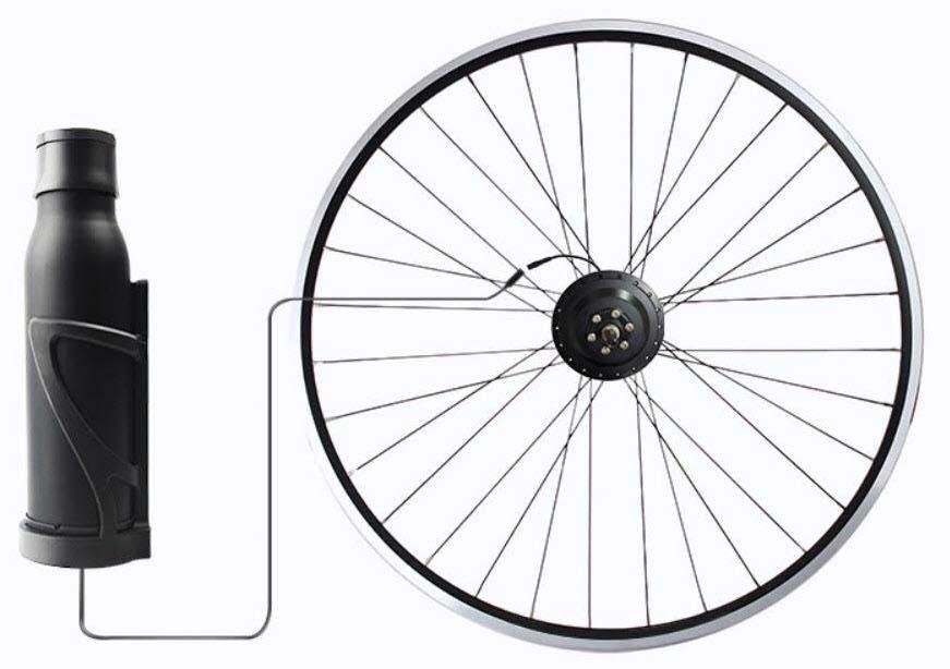 จักรยานไฟฟ้าน้ำหนักเบา