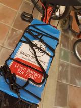 แบตเตอรี่ E-bike จักรยานไฟฟ้า