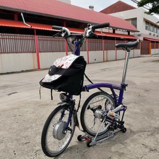 ระบบมอเตอร์ไฟฟ้าของ Bangkok E-Bike