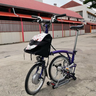 Brompton จักรยานไฟฟ้า