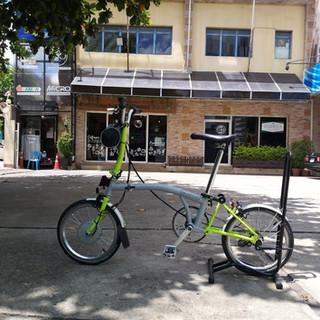 จักรยานพับ Dahon มอเตอร์ไฟฟ้า
