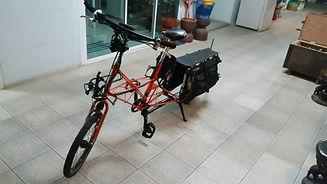 รถจักรยานไฟฟ้า ทำเอง