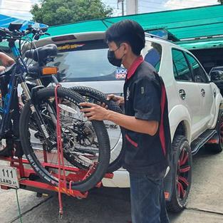 ร้านเราอยู่หลักสี่กรุงเทพ ร้านจักรยานไฟฟ้าของคนไทย