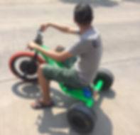 ดัดแปลงรถจักรยานไฟฟ้า
