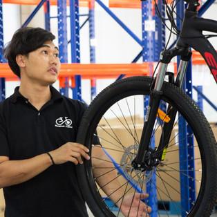 ร้านติดตั้งชุดมอเตอร์ ให้กับจักรยาน