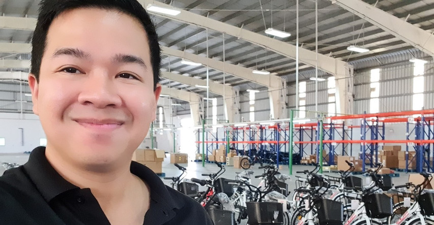 ebike factory in thailand