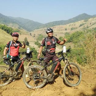 มอเตอร์ไฟฟ้าช่วยจักรยานเสือภูเขาปั่นขึ้นได้