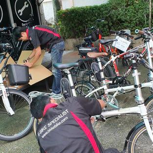 จักรยานไฟฟ้าพร้อมส่ง