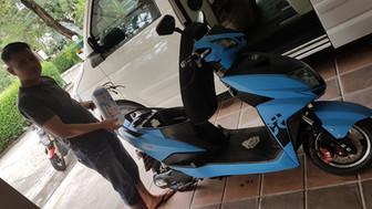 แบต จักรยานไฟฟ้า 48V