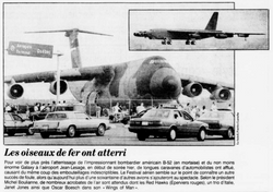 Journal Le Soleil 13 août 1993