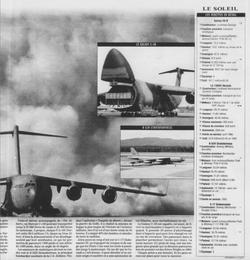 Journal Le Soleil 8 juin 2001