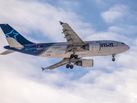 LA PETITE HISTOIRE DU AIRBUS A310 AU CANADA
