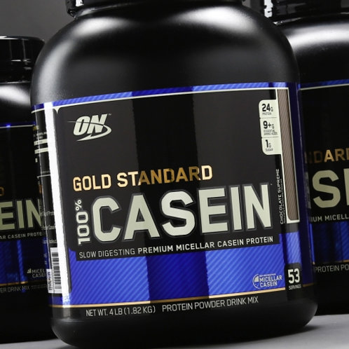 Optimum Nutrition Gold Standard Casein - 4lbs