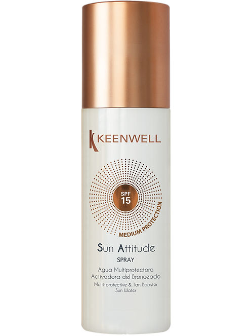 Sun Agua SPF 15 Protection en Tan Booster