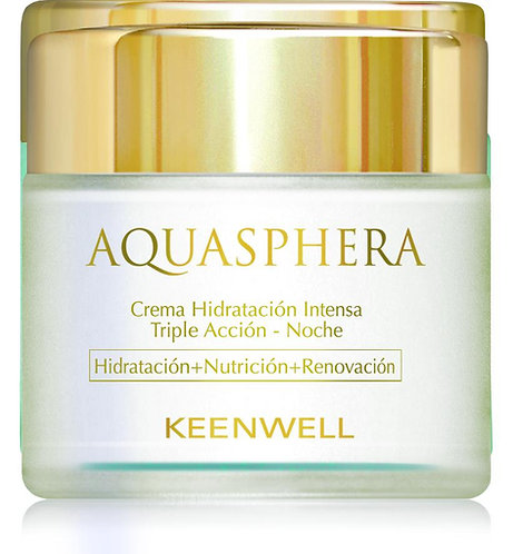 Aquasphera Triple Action Hydraterende Nachtcrème