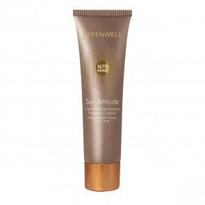 Self tanning body cream