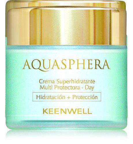 Aquasphera hydraterende en beschermende dagcrème