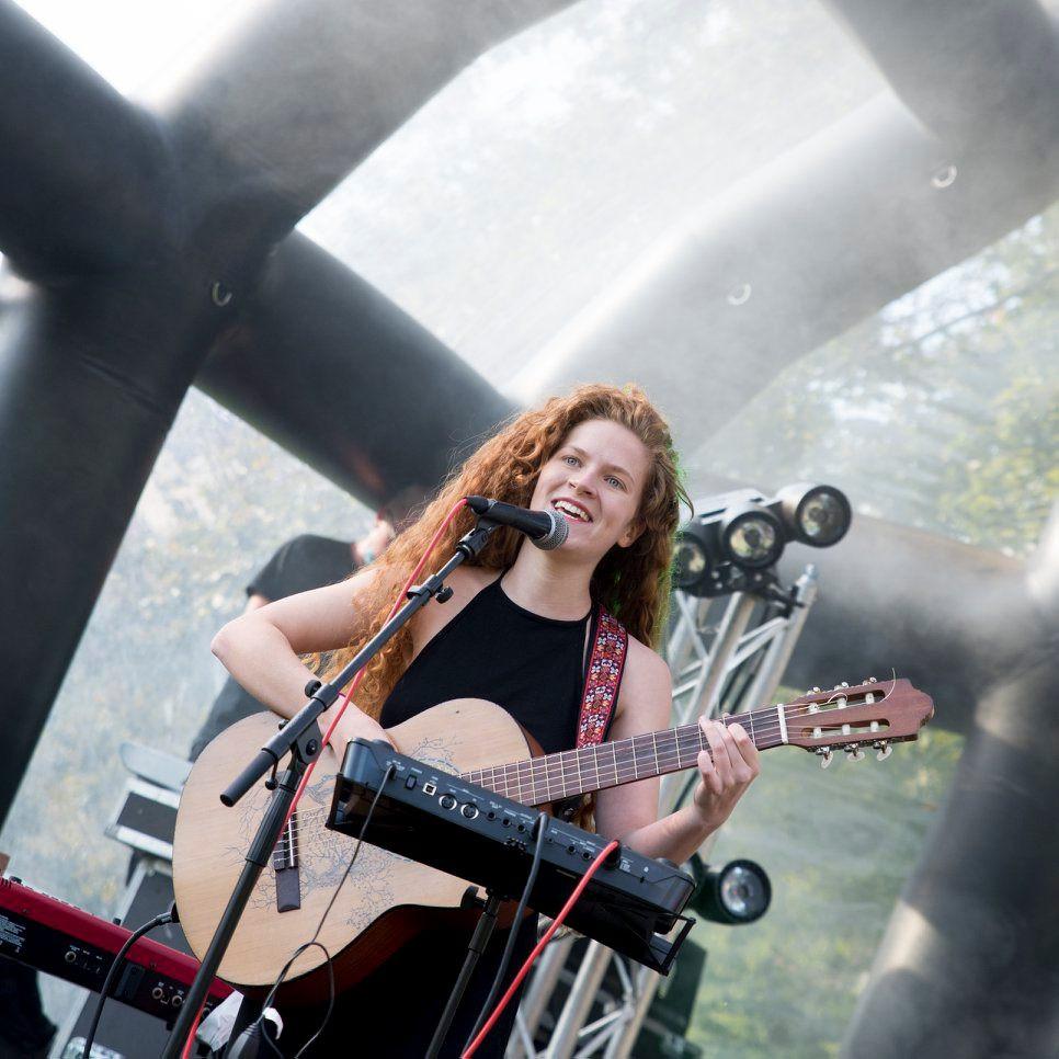 Live au Forest Sound Festival
