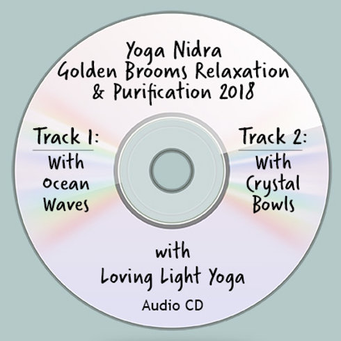 """Yoga Nidra - Golden Brooms Relaxation & Purification - 2018"""