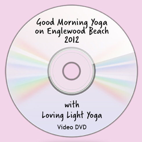 """Good Morning Yoga on Englewood Beach - 2012"""