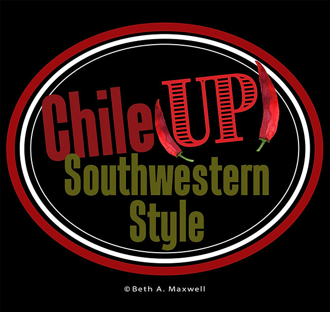ChileUP! student project – branding, print and responsive web design – original logo.  Click image to enlarge picture.