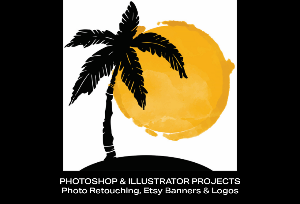 Coconut BAM Productions | Portfolio | Photoshop and Illustrator Projects
